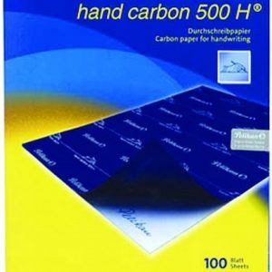 PELİKAN KARBON KAĞIDI 500H HAND MAVİ 417014