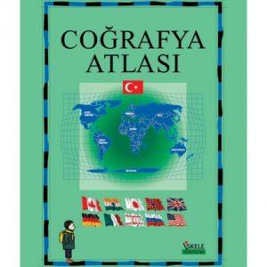 Coğrafya Atlası - İskele Yayıncılık