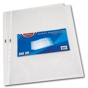Noki Poşet Dosya A3 Dikey 25'Li (90 Mıc)