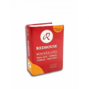 Redhouse Rs 006 Mini Sözlüğü (İ-T/T-İ) Turuncu - Redhouse Yayınları