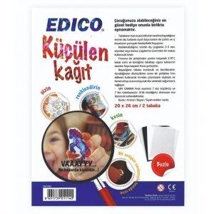 Edico/Edıco Küçülen Kağıt Buzlu 20X26 2Li