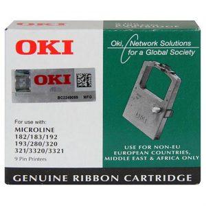Oki 01108002 Yazıcı Şeridi 182-320-321-3320-3321