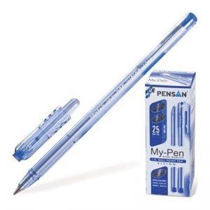 Pensan My-Pen Tükenmez Kalem 1 Mm Mavi