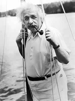 Albert Einstein - aynştayn